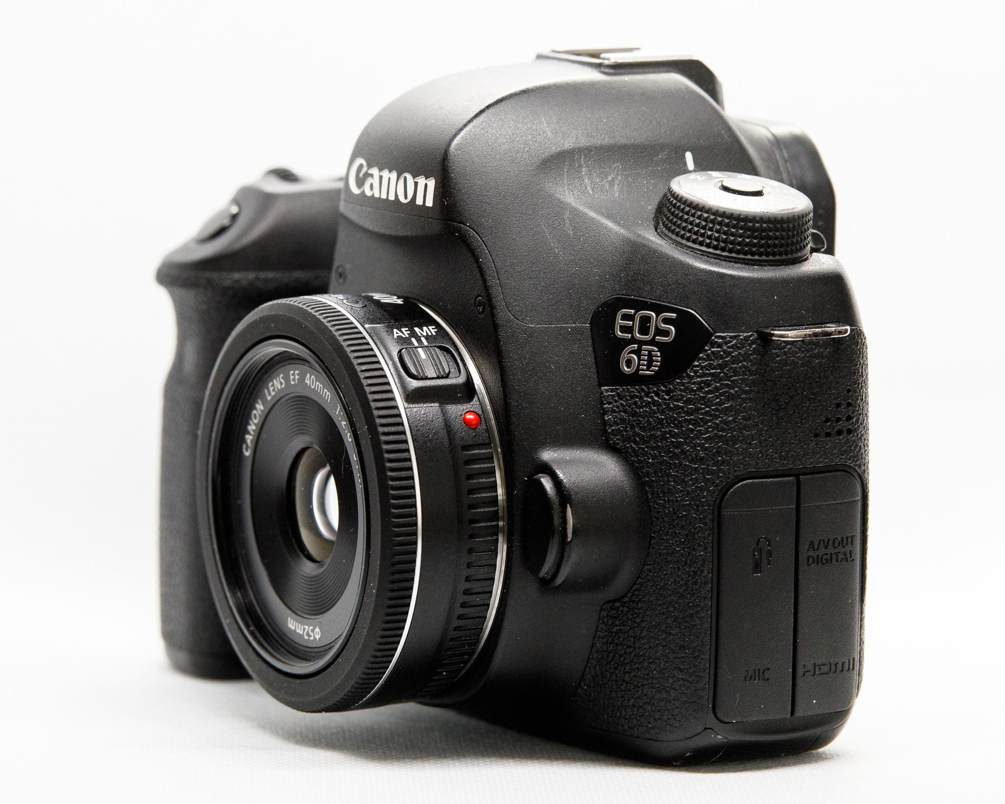 Wieninpannukakku - Canon EF 40mm f2.8 STM