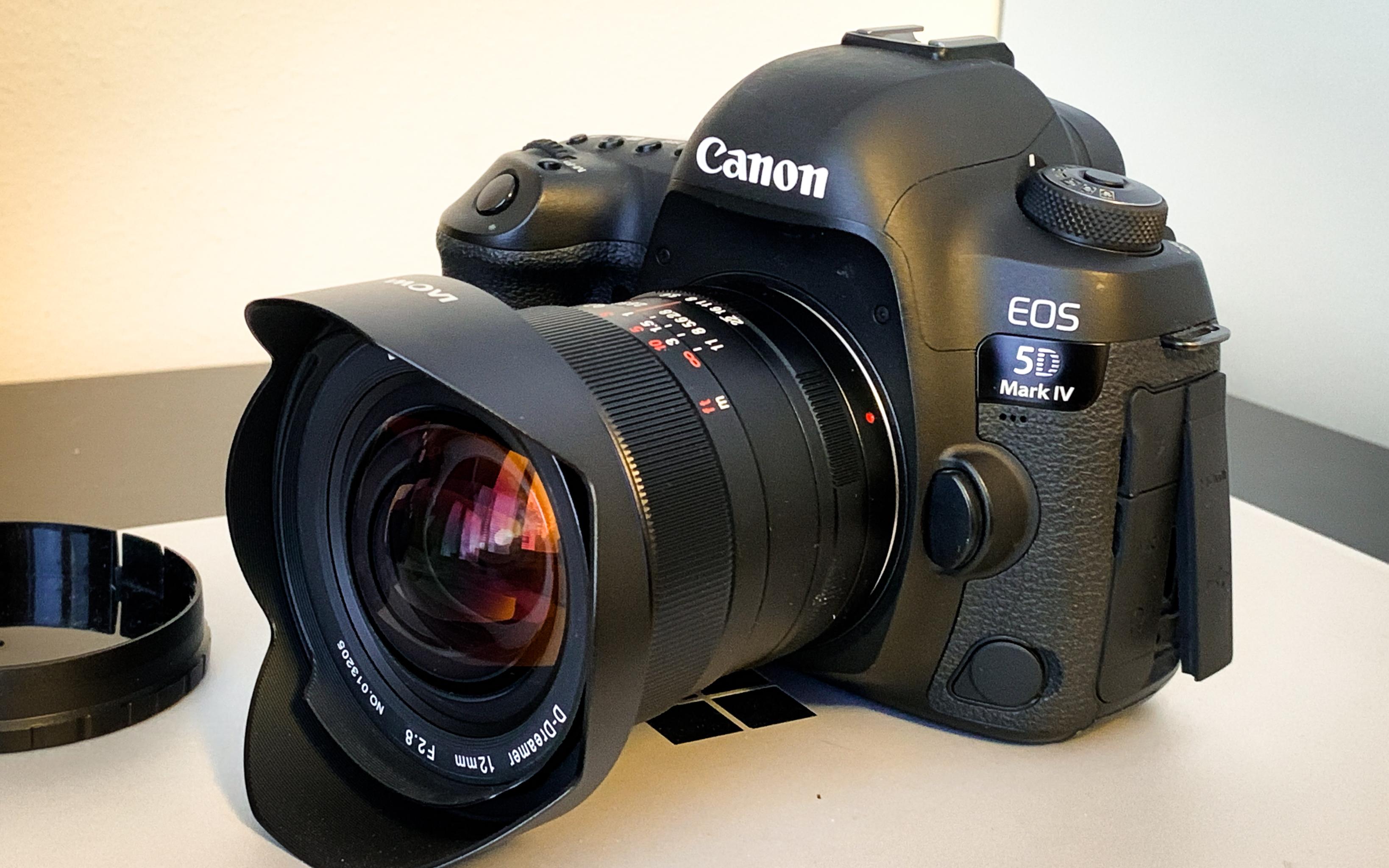 Laowa 12mm f/2.8 Zero-D - Ensivalo
